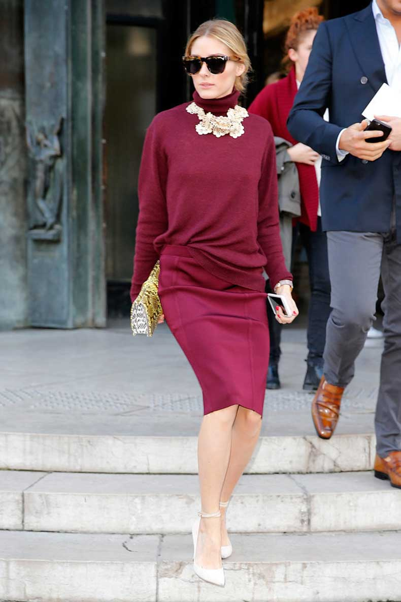 When-Olivia-Palermo-tucks-her-sweater-her-skirt-she-creates