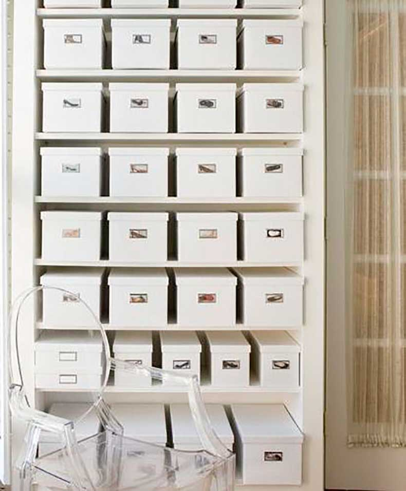 clean-picture-nice-white-color-click-pic-for-diy-shoe-organizer-ideas-shoeboxes-with-photos-of-the-shoe-on-the-front-diy-shoe-storage-ideas
