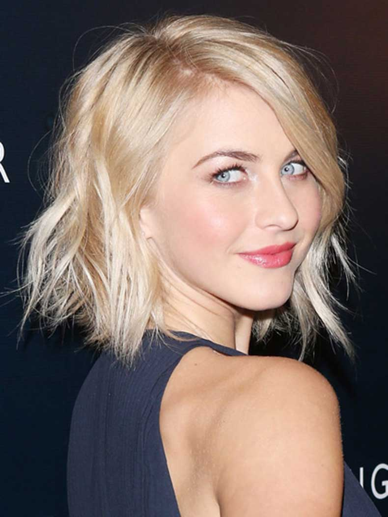 julianne-hough-razored-and-wavy-bob