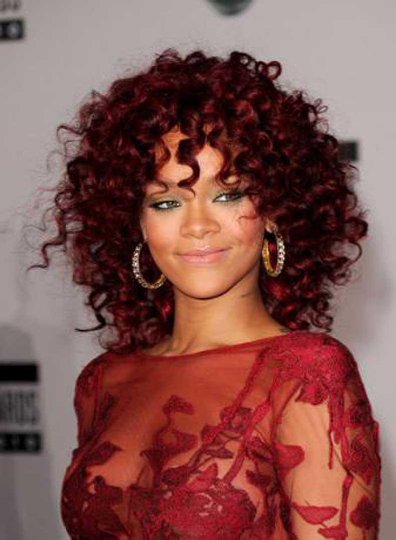 rihanna-curly-bangs