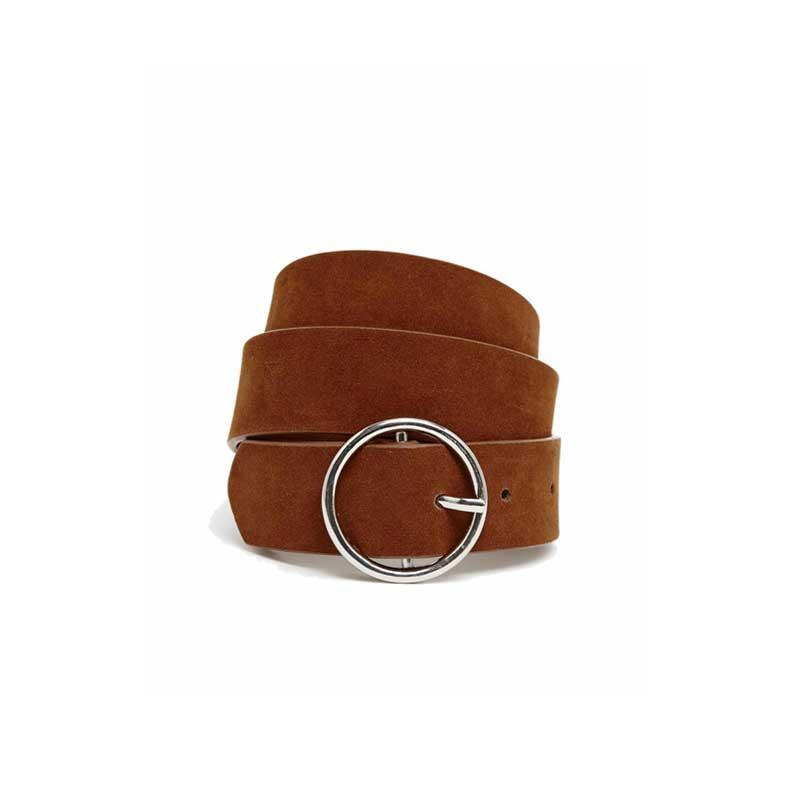 suede-belt
