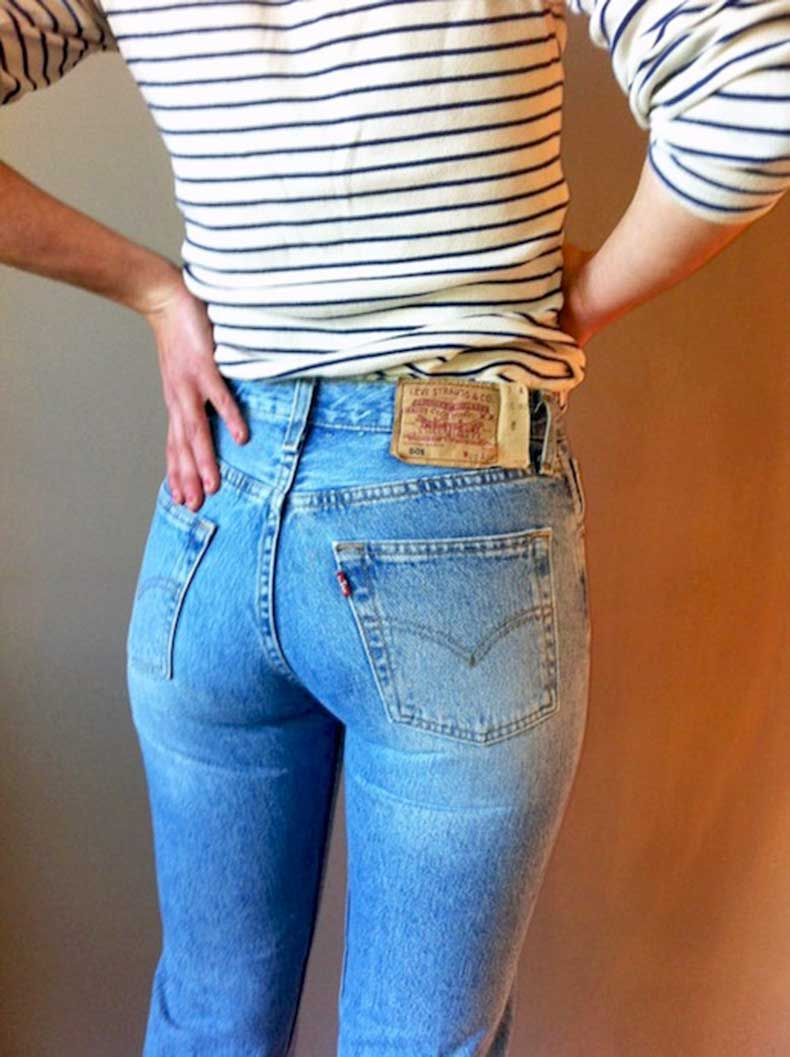 24-Le-Fashion-Blog-Shots-That-Prove-Levis-Make-Your-Butt-Look-Amazing-Vintage-Jeans-Via-Etsy