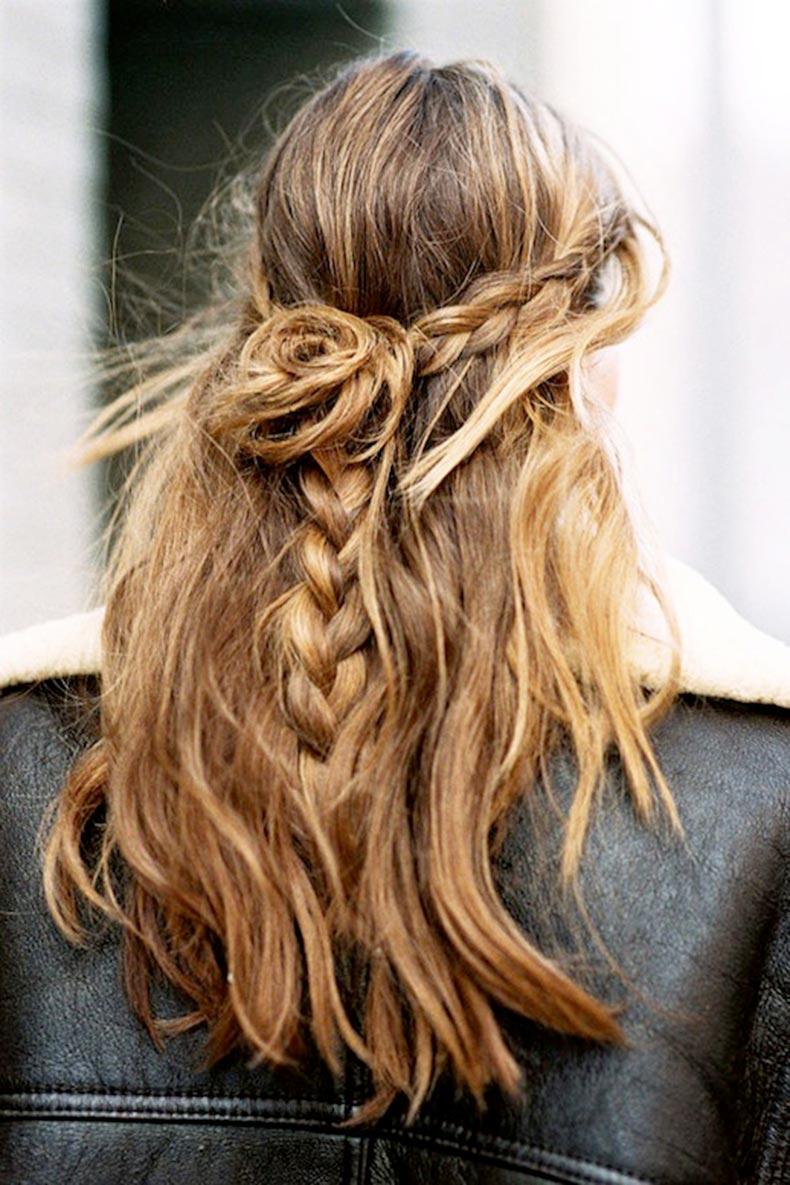 3-Le-Fashion-Blog-21-Braid-Ideas-For-Long-Hair-Half-Up-Bun-Wavy-Braided-Hairstyle-Via-Vanessa-Jackman