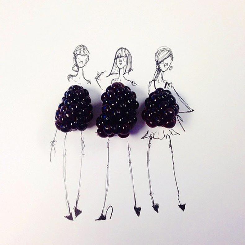 Berry-stylish