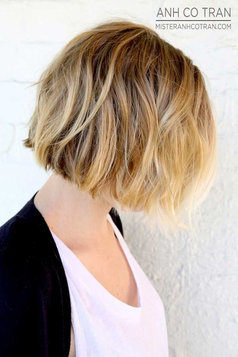Le-Fashion-Blog-Hair-Inspiration-Blonde-Sombre-Bob-Short-Haircut-Subtle-Ombre-Hairstyle-Tank-Top-Cardigan-Via-Anh-Co-Tran