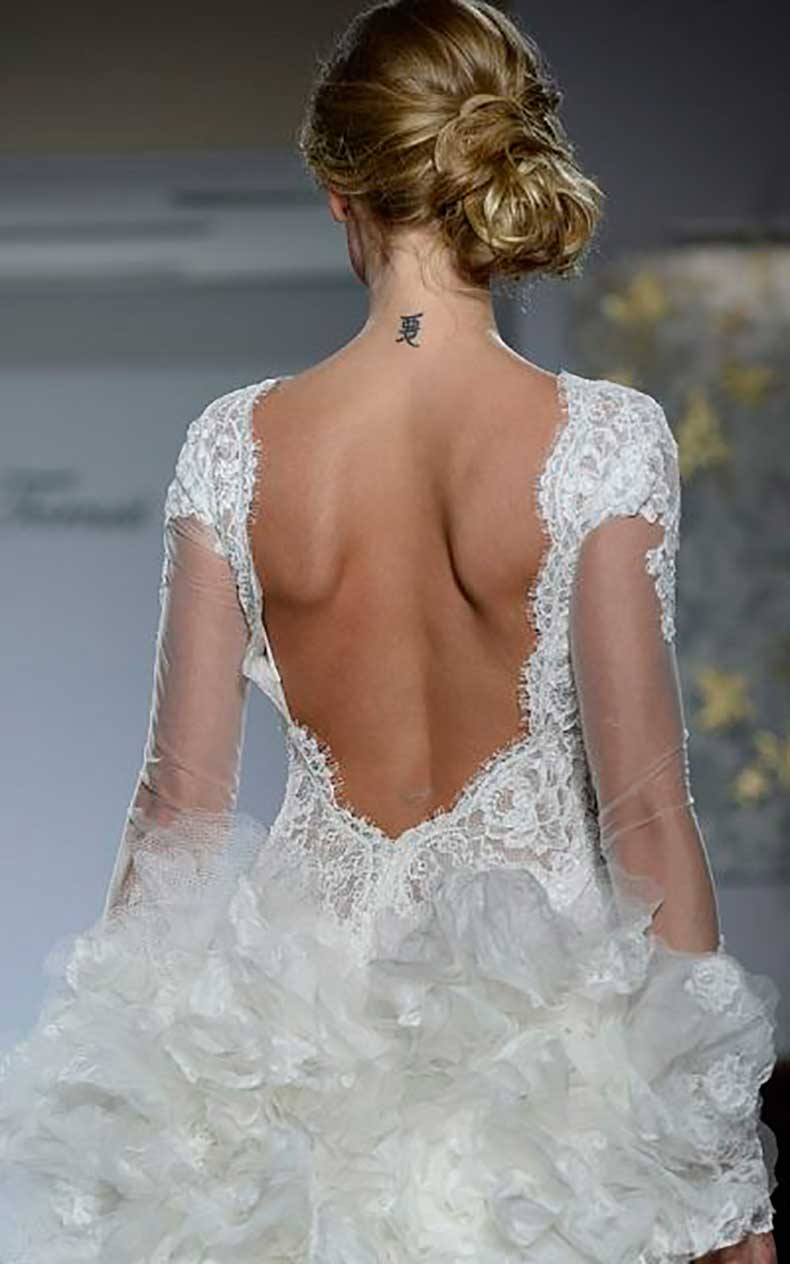 Pnina-Tornai-For-Kleinfeld-Runway-Show-during-Fall-2015
