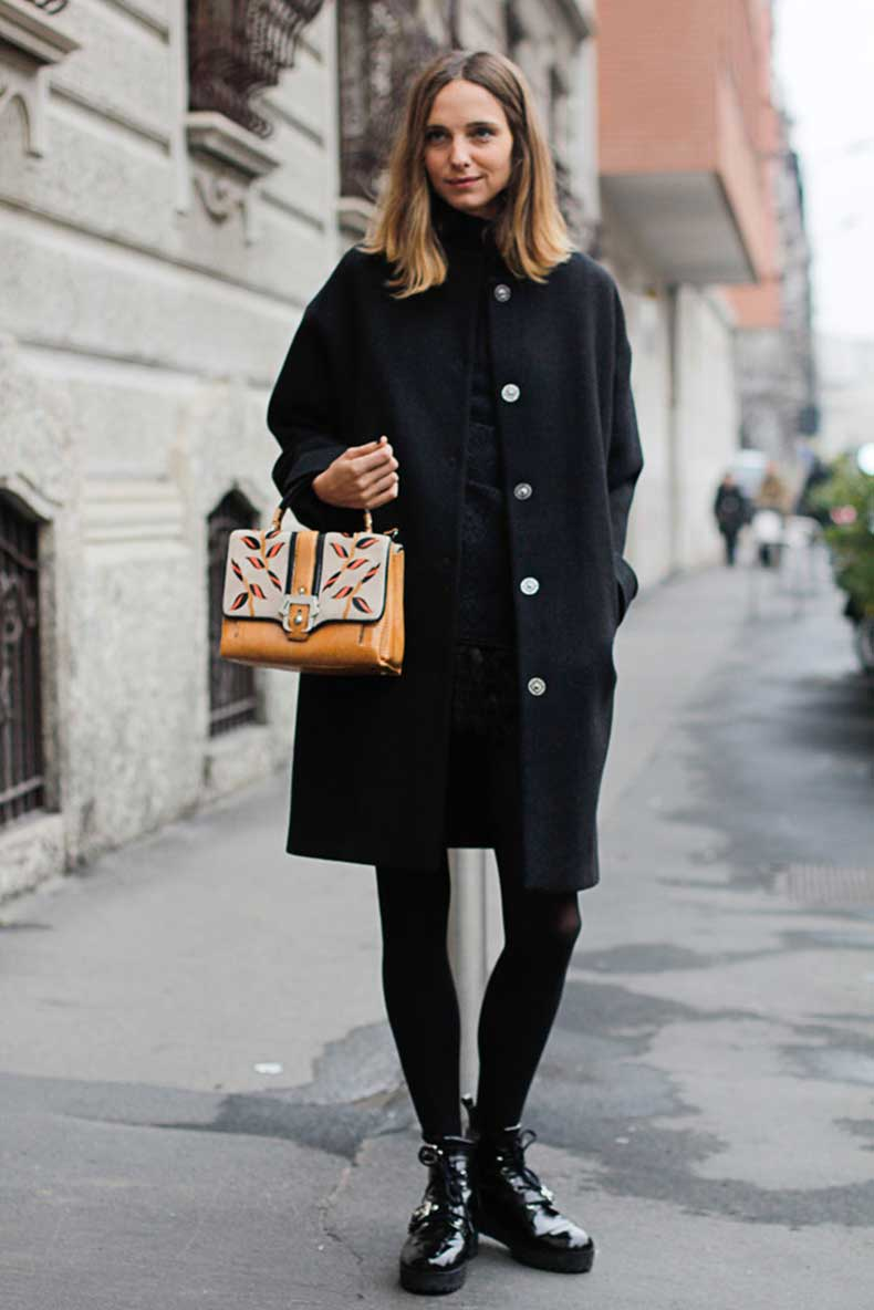 adorable-bag-had-wow-factor-influence-black-outerwear