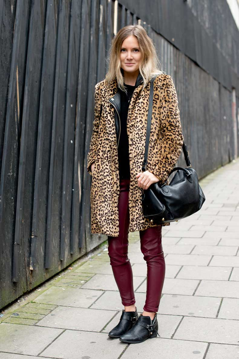 leopard-coat-popped-against-red-leather-bottoms-while-Chelsea
