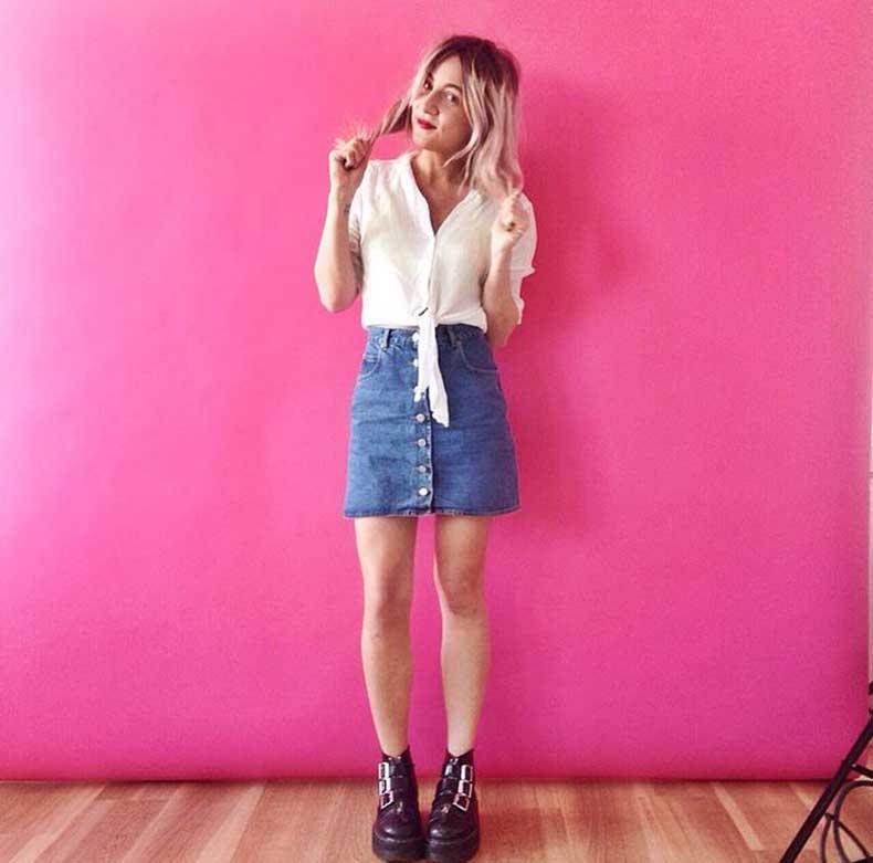 mini-a-line-skirt