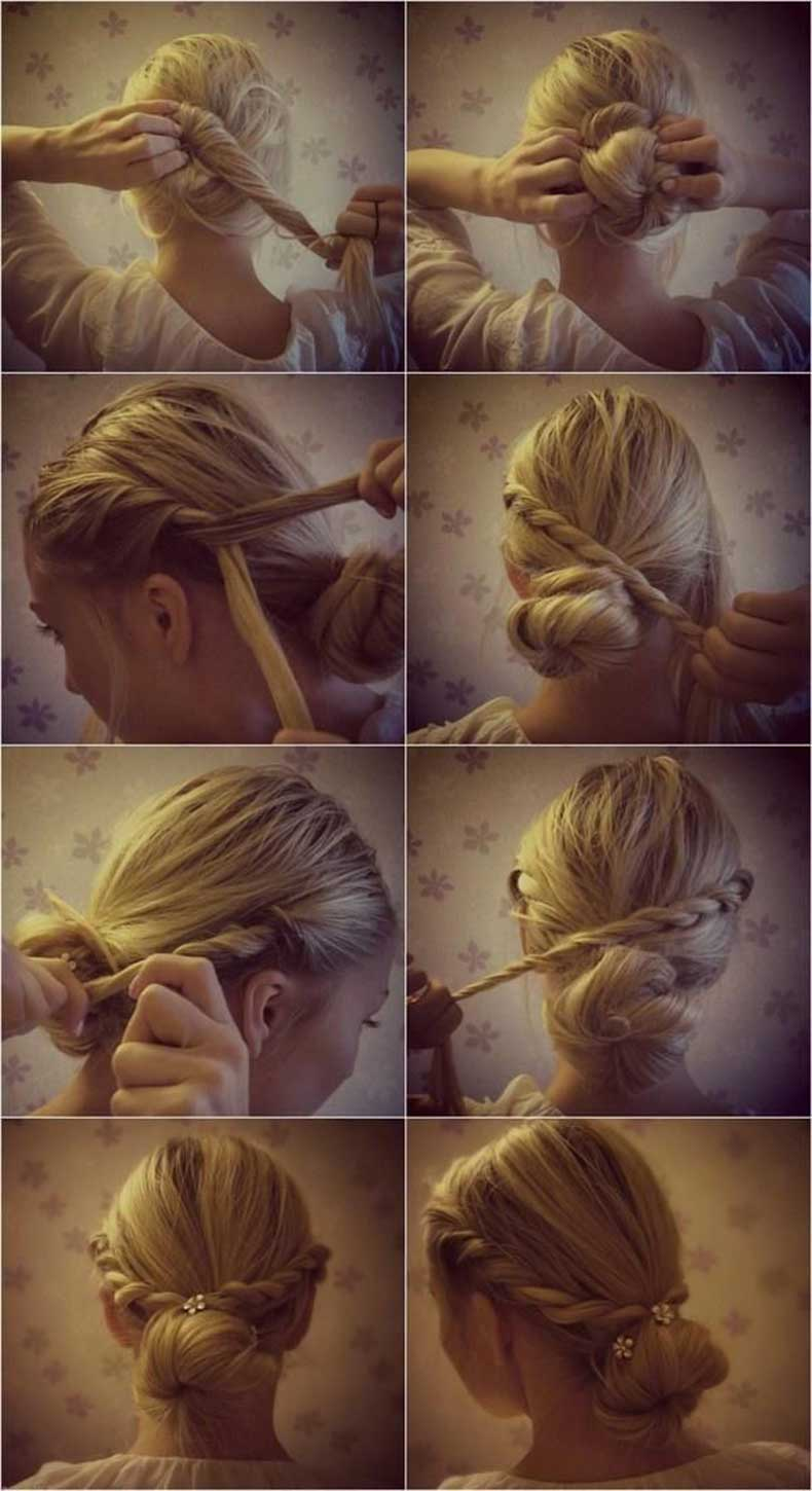 Boho-Twisted-Hairstyle-Tutorial