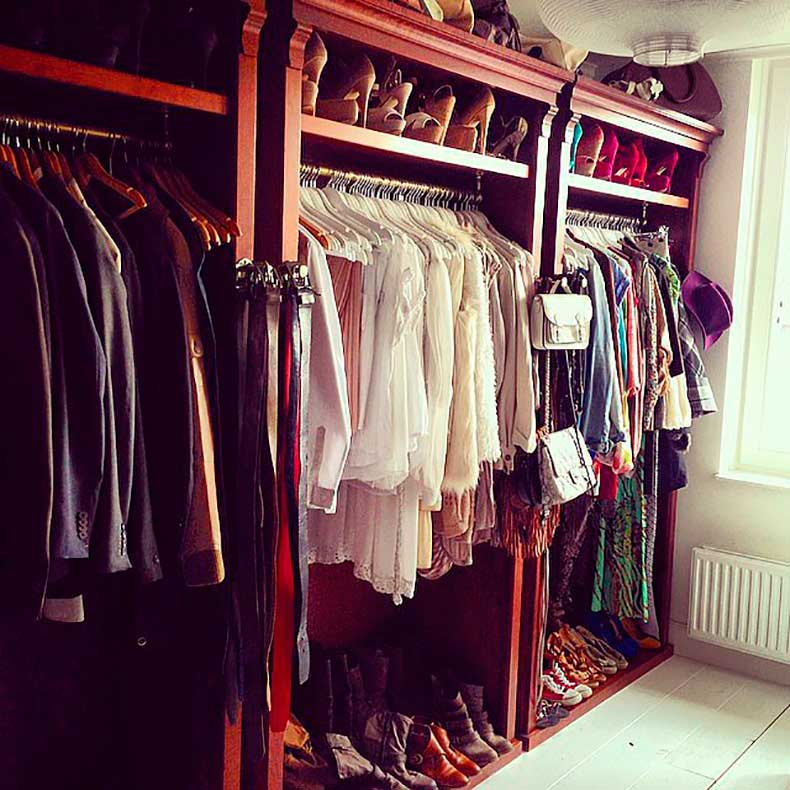 Check-out-how-Instagram-user-expertly-arranges-all-her-clothes