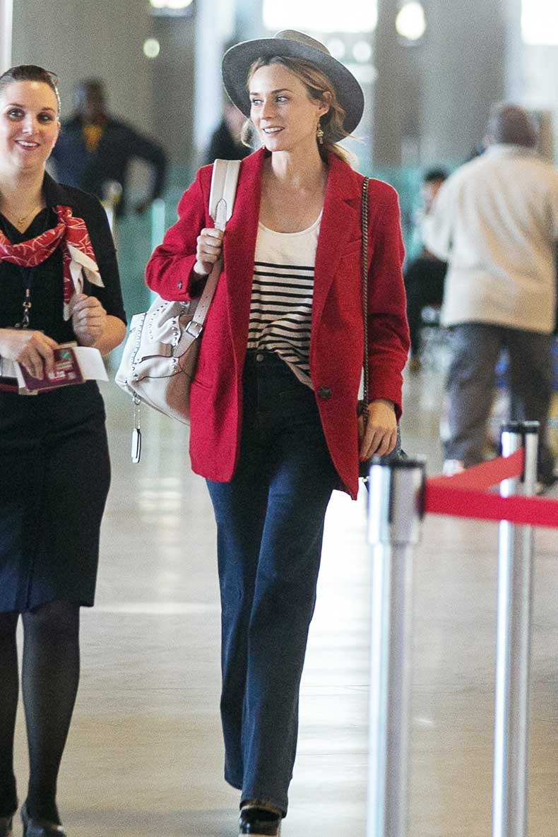 Diane-Kruger-Airport-Style