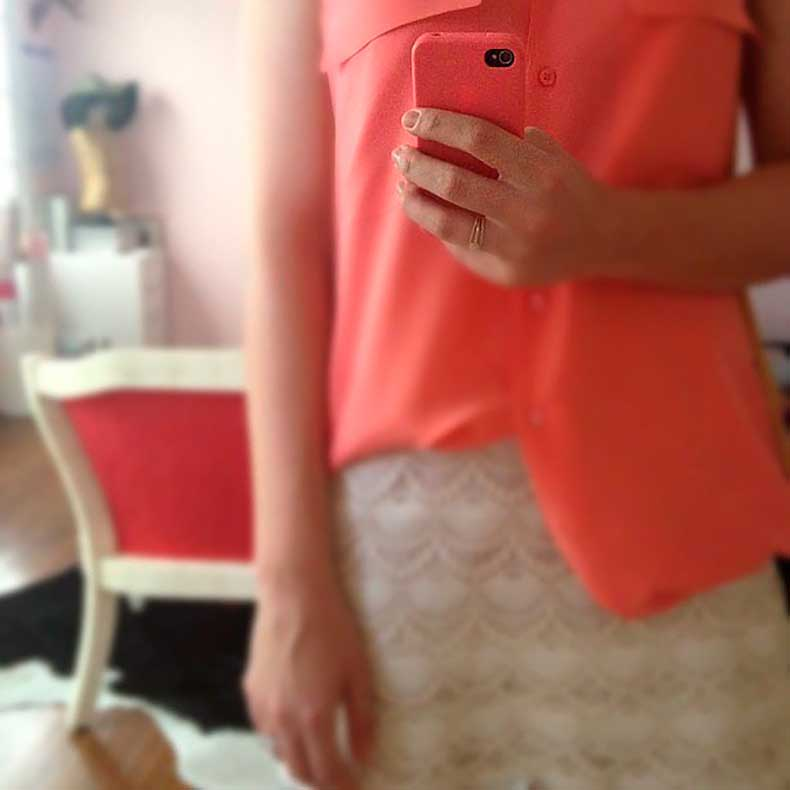 Emily-Schuman-First-Outfit-Post