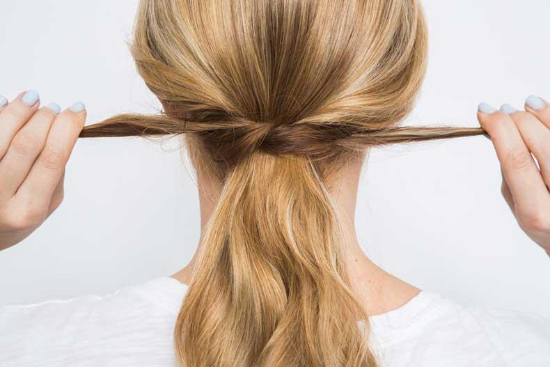 Hair-Hack-3--Crease-Ponytail-1
