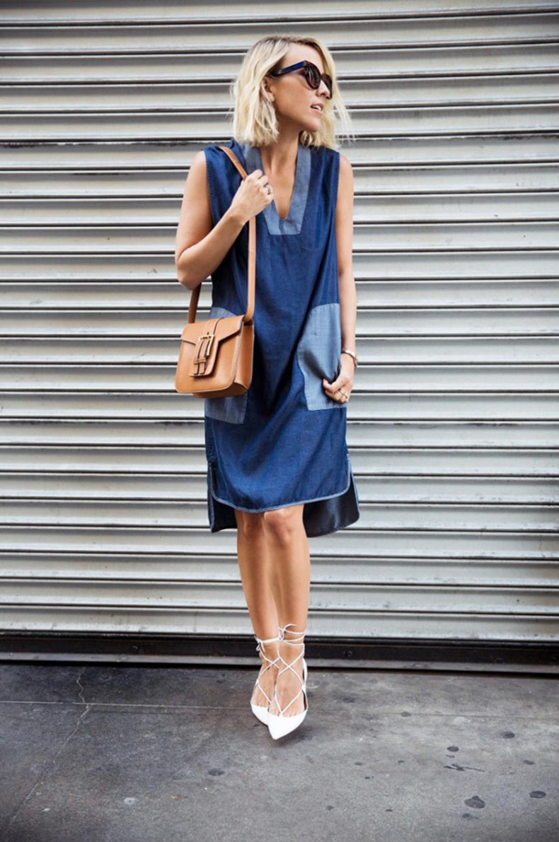 How-to-Wear-a-Denim-Dress-8-700x1055