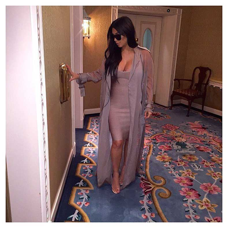 Minimal-Kim-Kardashian