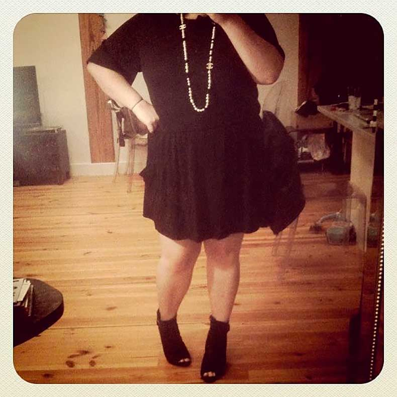 Nicolette-Mason-First-Outfit-Post