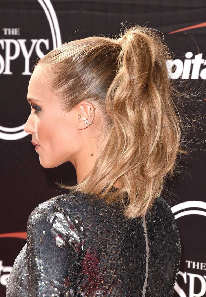 Ponytail-Highlights