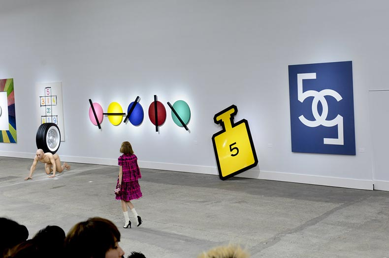 even-Chanel-themed-art-museum-Spring-2014-show