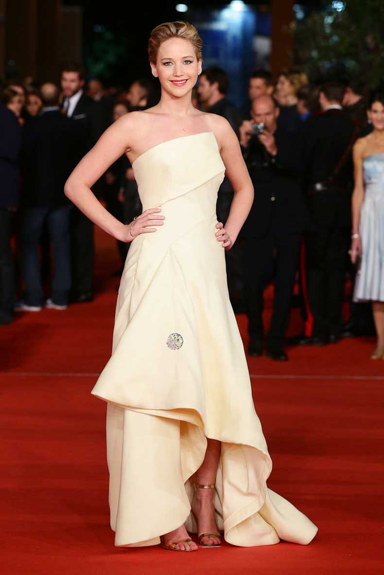 pale-yellow-Dior-gown-elegant-ladylike-Jennifer