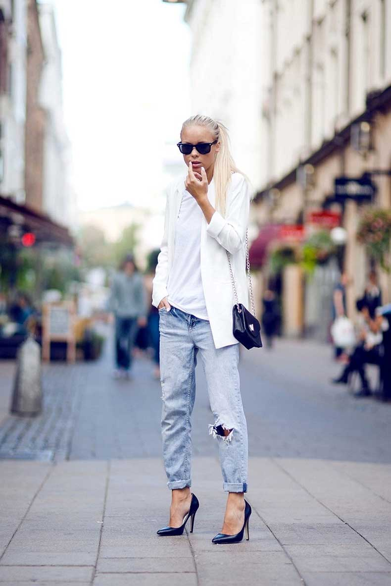6.-white-blazer-with-denim-jeans