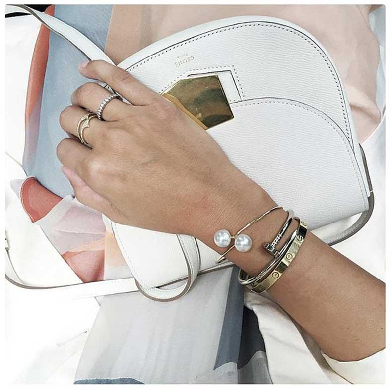 Dainty-Double-Pearl-Bracelet