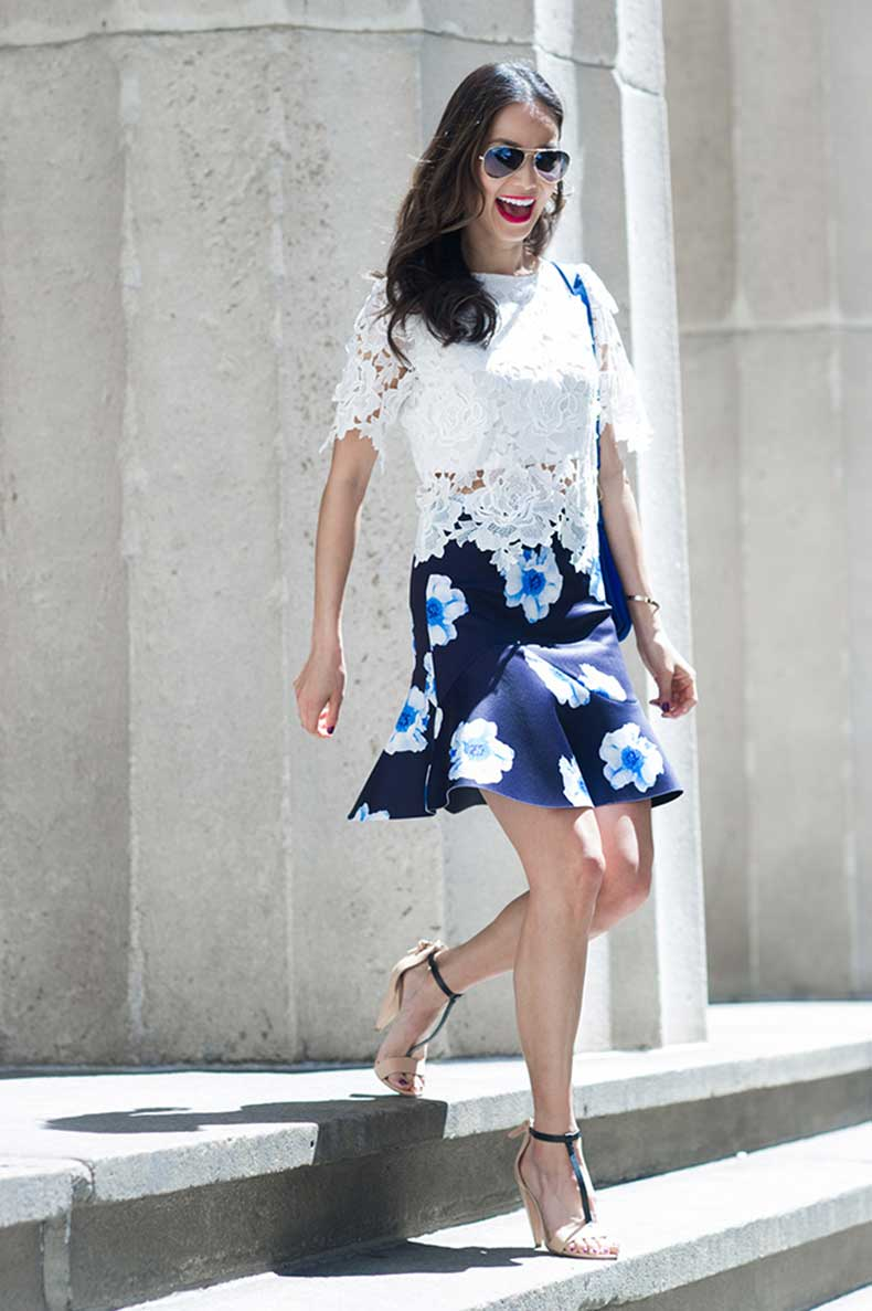 JAMIE-CHUNG_lace-top-floral-ini-skirt-spring-vsandals-via-party-going-out-FLORAL-SKIRT_WHITE-LACE-TOP