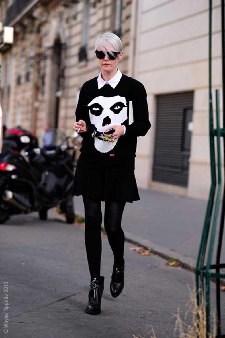 Kate-Lanphear-black-outfit