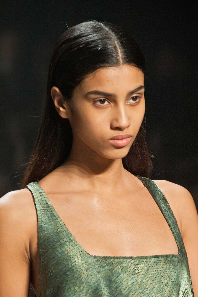 Narciso-Rodriguez-Fall-2014-Hair-Makeup-Runway