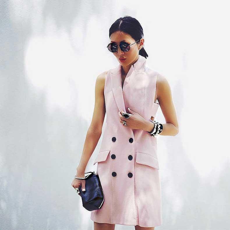 Vest-Worn-Dress