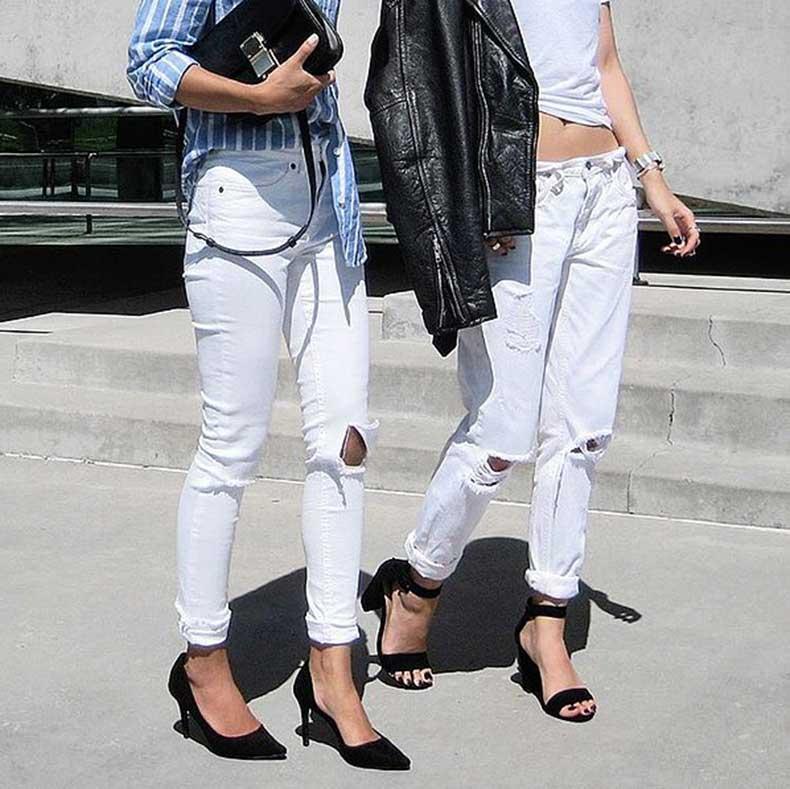 White-Jeans-White-Tee