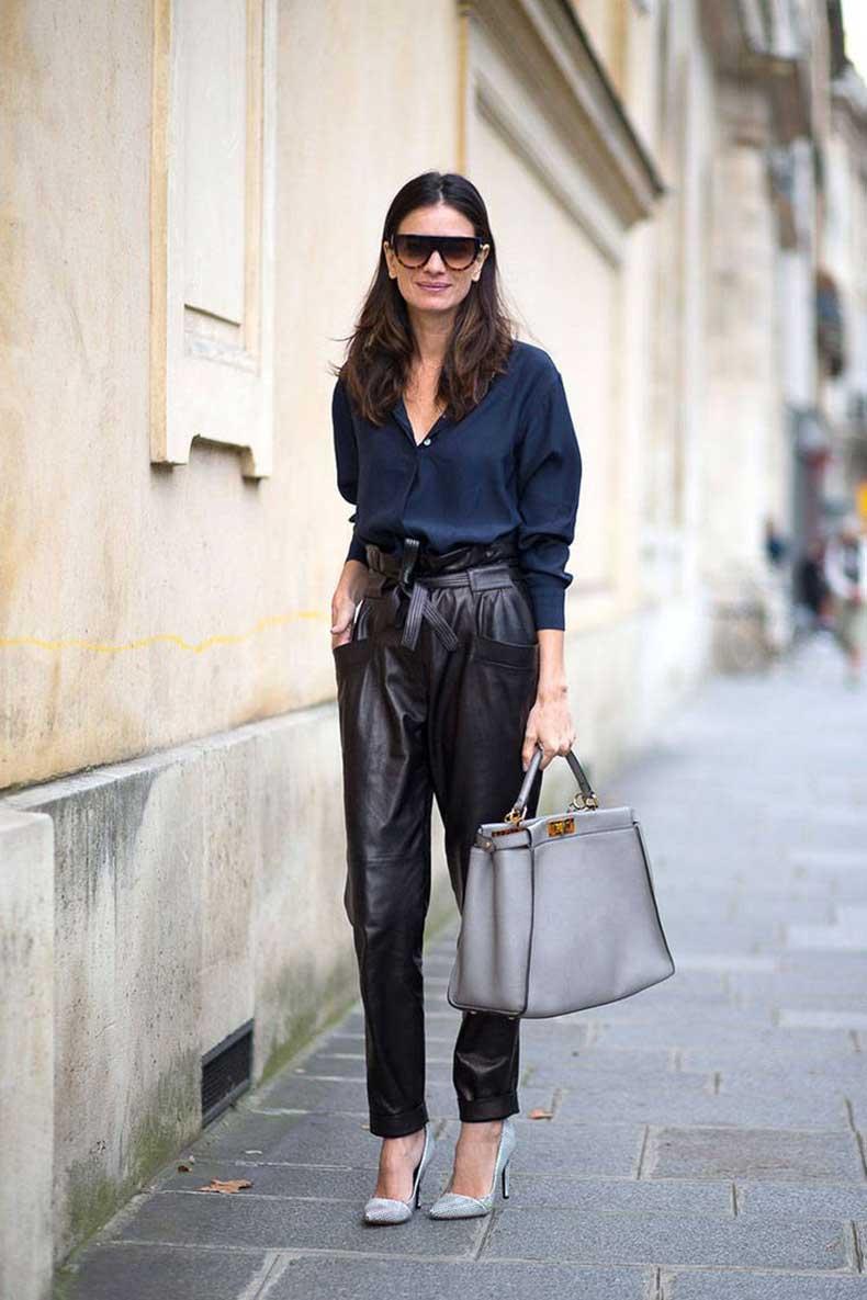 leather-waist