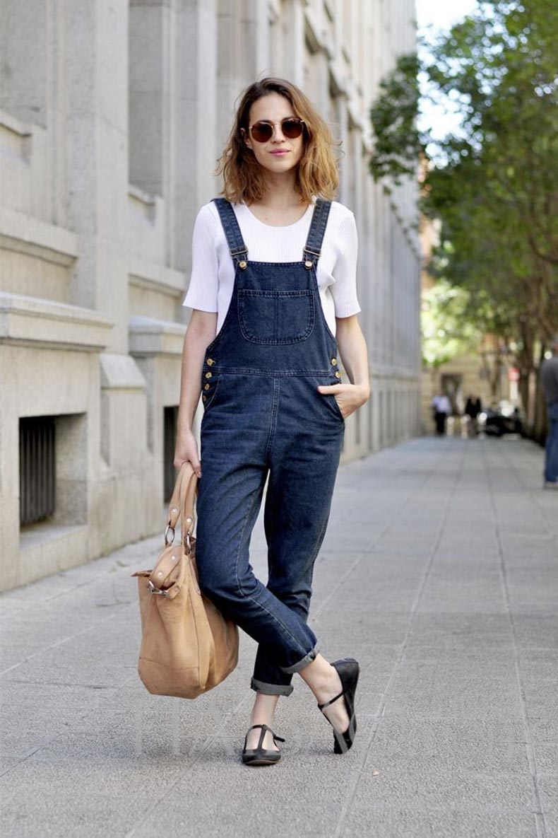 Casual-Dark-Denim-Overalls-For-Women-Street-Style-2