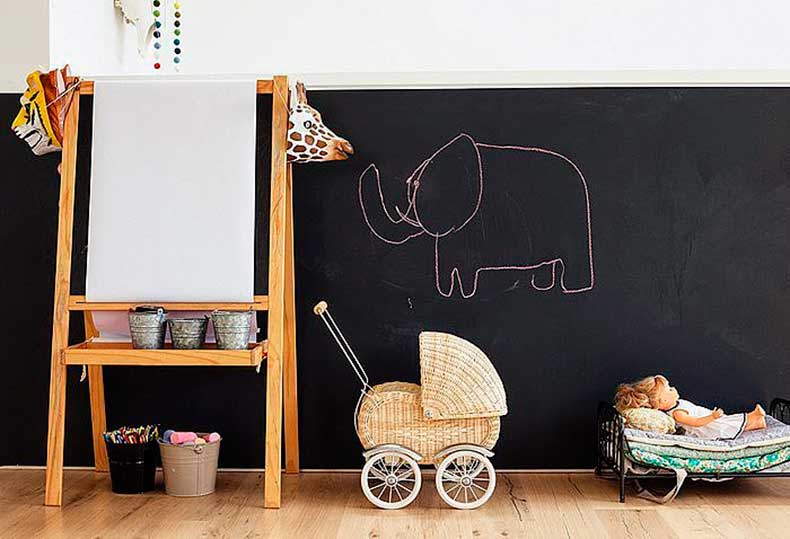 Chalkboard-Painted-Kids-Rooms