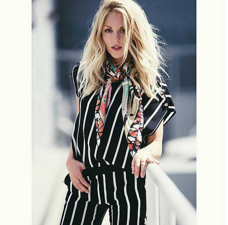 Contrast-Printed-Jumpsuit