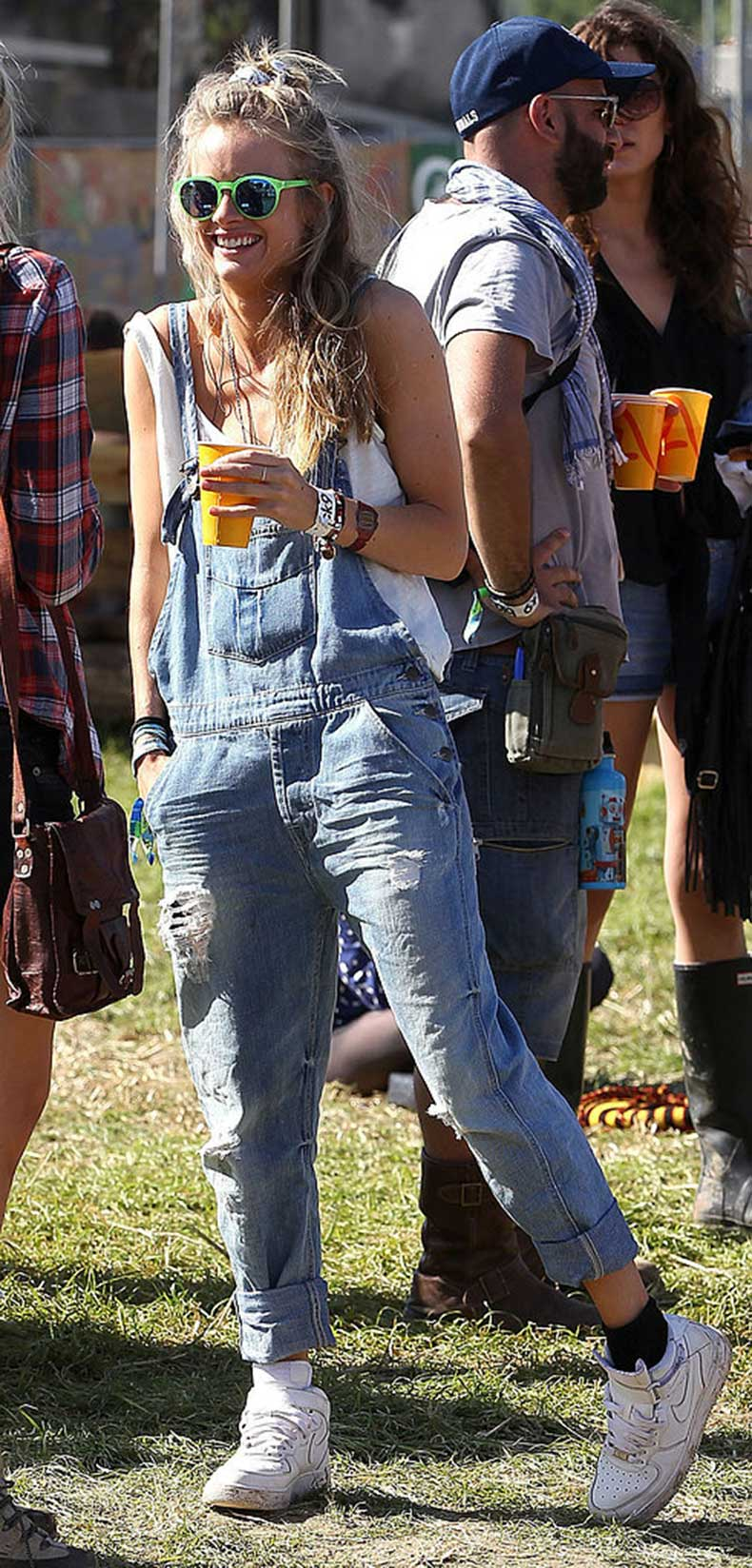 Cressida-Paired-Nike-Sneakers-Slouchy-Overalls-Too