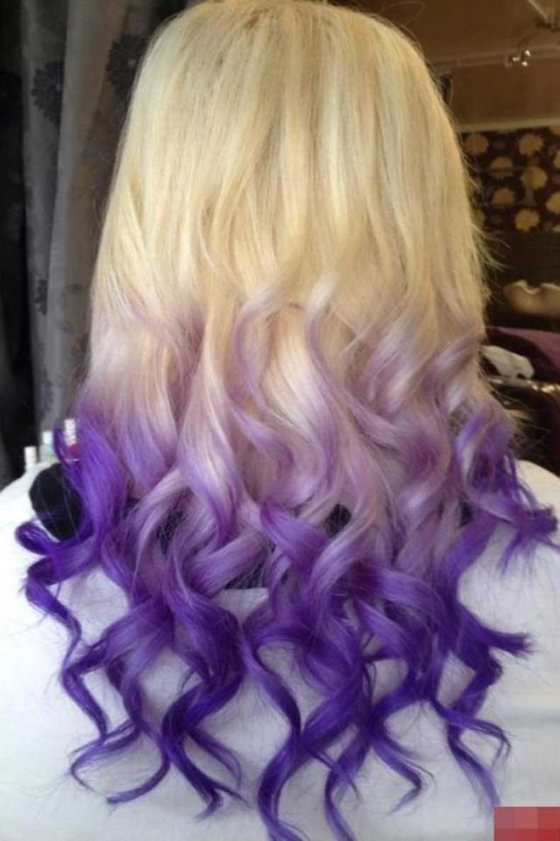Dip-Dyed-Hair