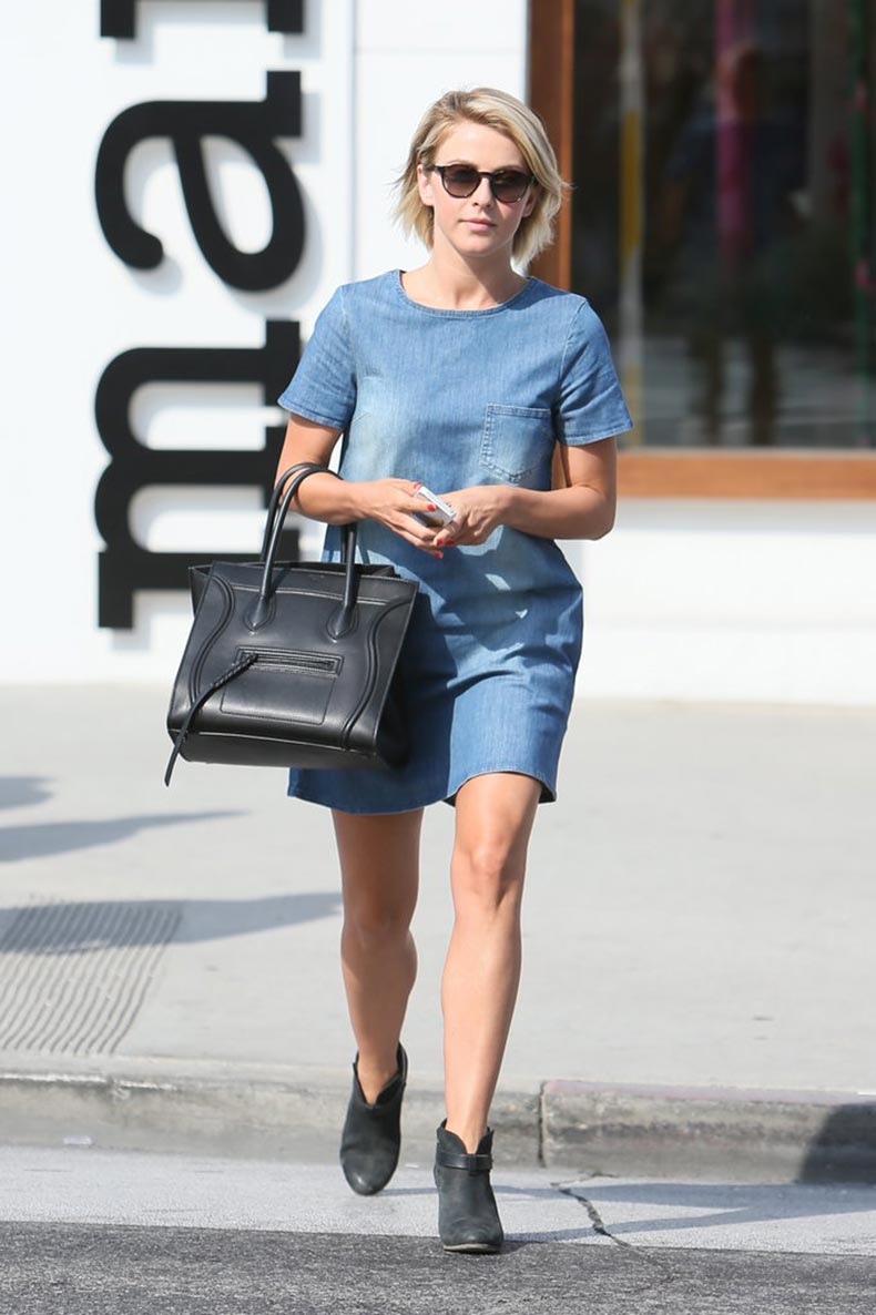 Julianne-Hough-gave-her-denim-dress-subversive-treatment