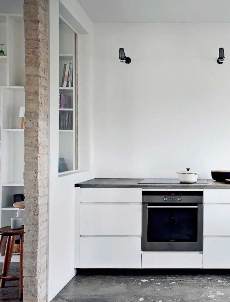 Kitchen-in-Denmark-Apartment,-Remodelista