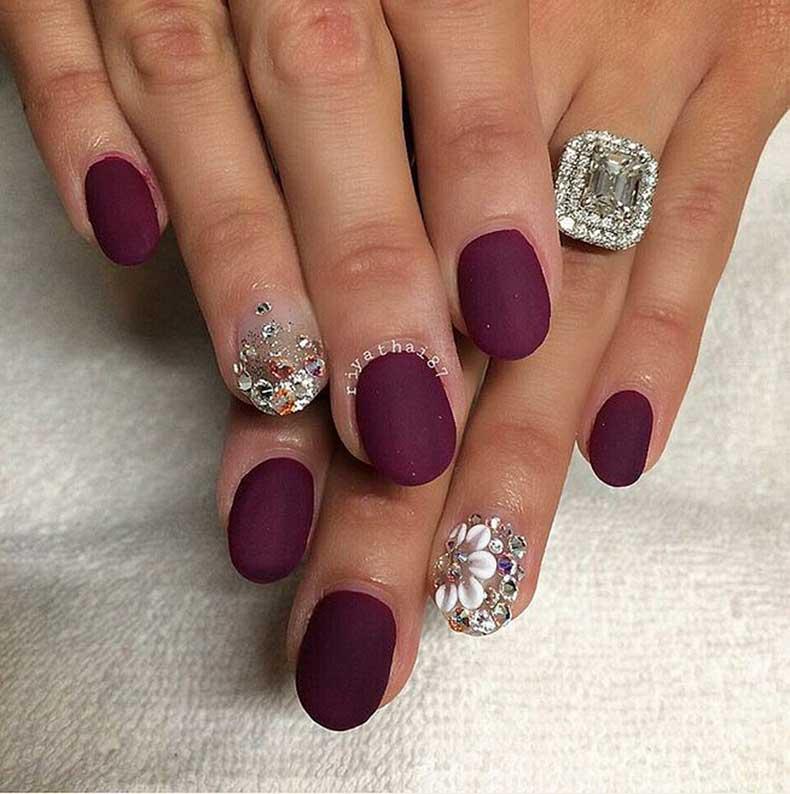 Matte-Manicure-Ideas-(12)
