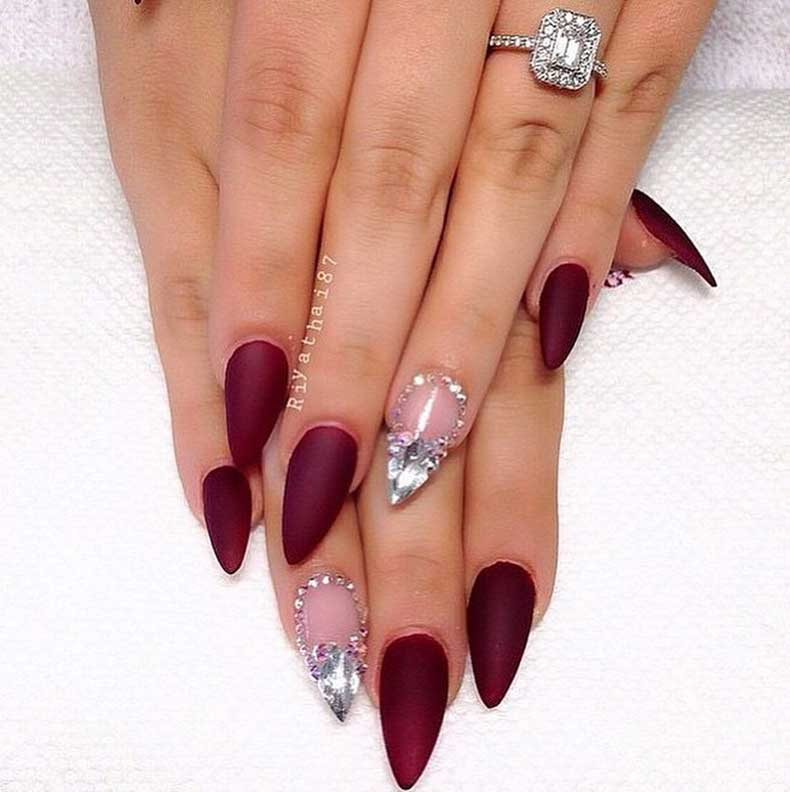 Matte-Manicure-Ideas-(15)