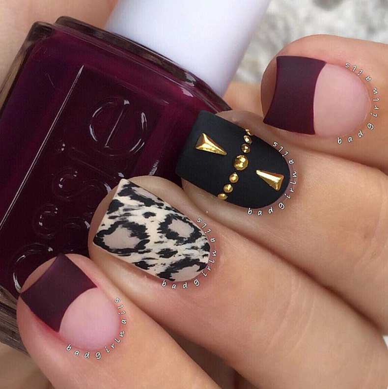 Matte-Manicure-Ideas-(16)
