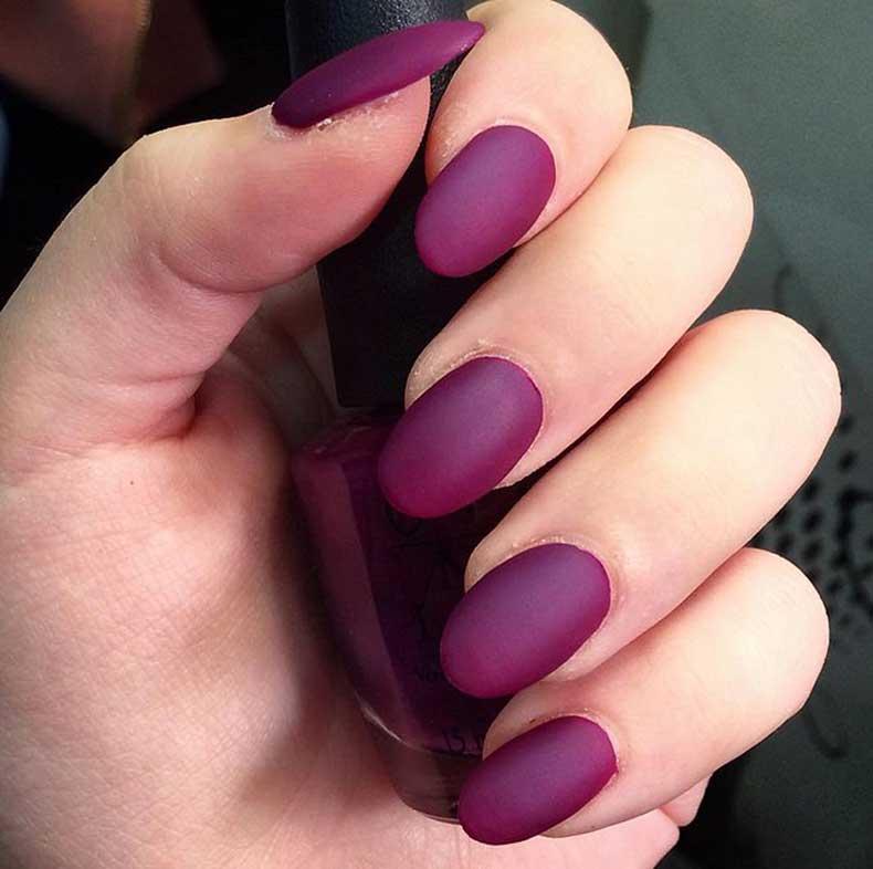 Matte-Manicure-Ideas-(7)