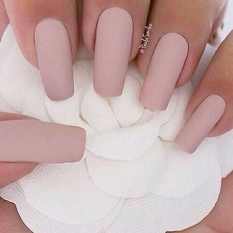 Matte-Manicure-Ideas
