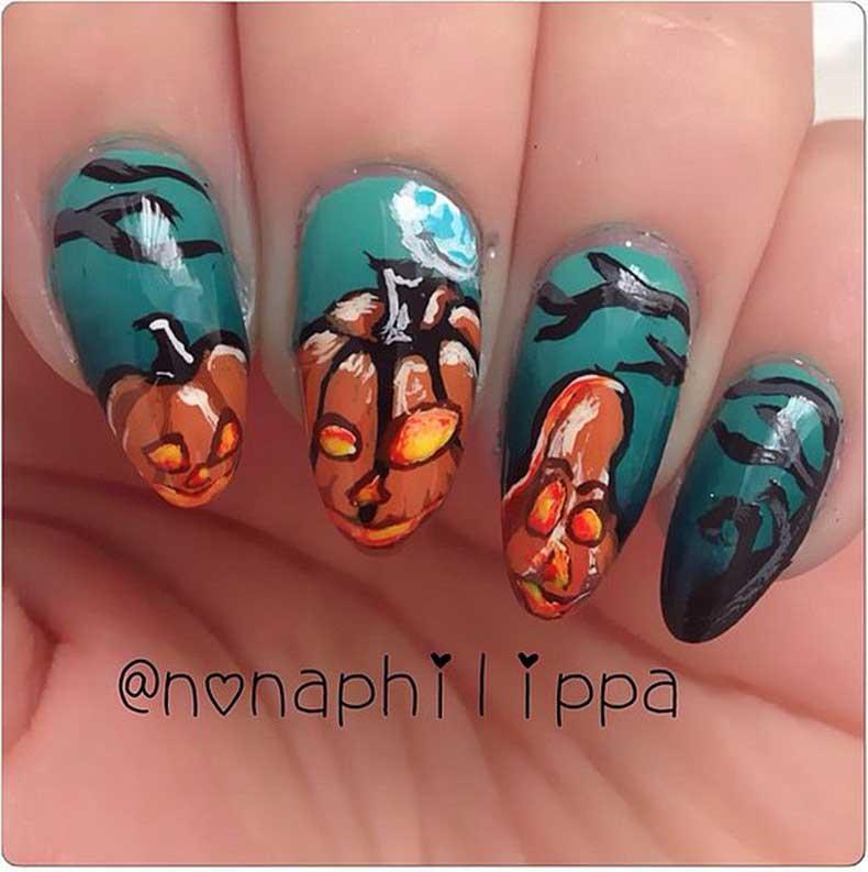 Painterly-Pumpkins