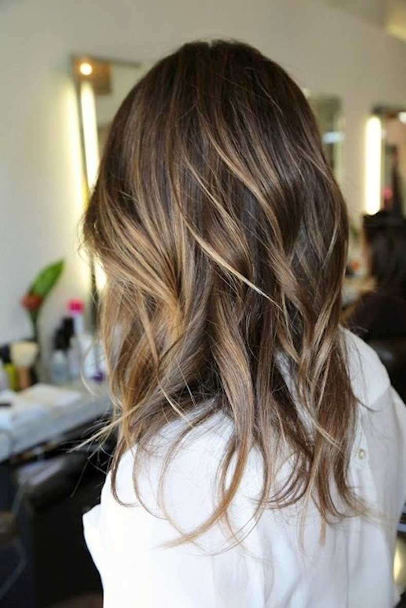 Perfect-Subtle-Highlights-Inspiration-for-Brunettes-Women-Long-Hairstyles-2015