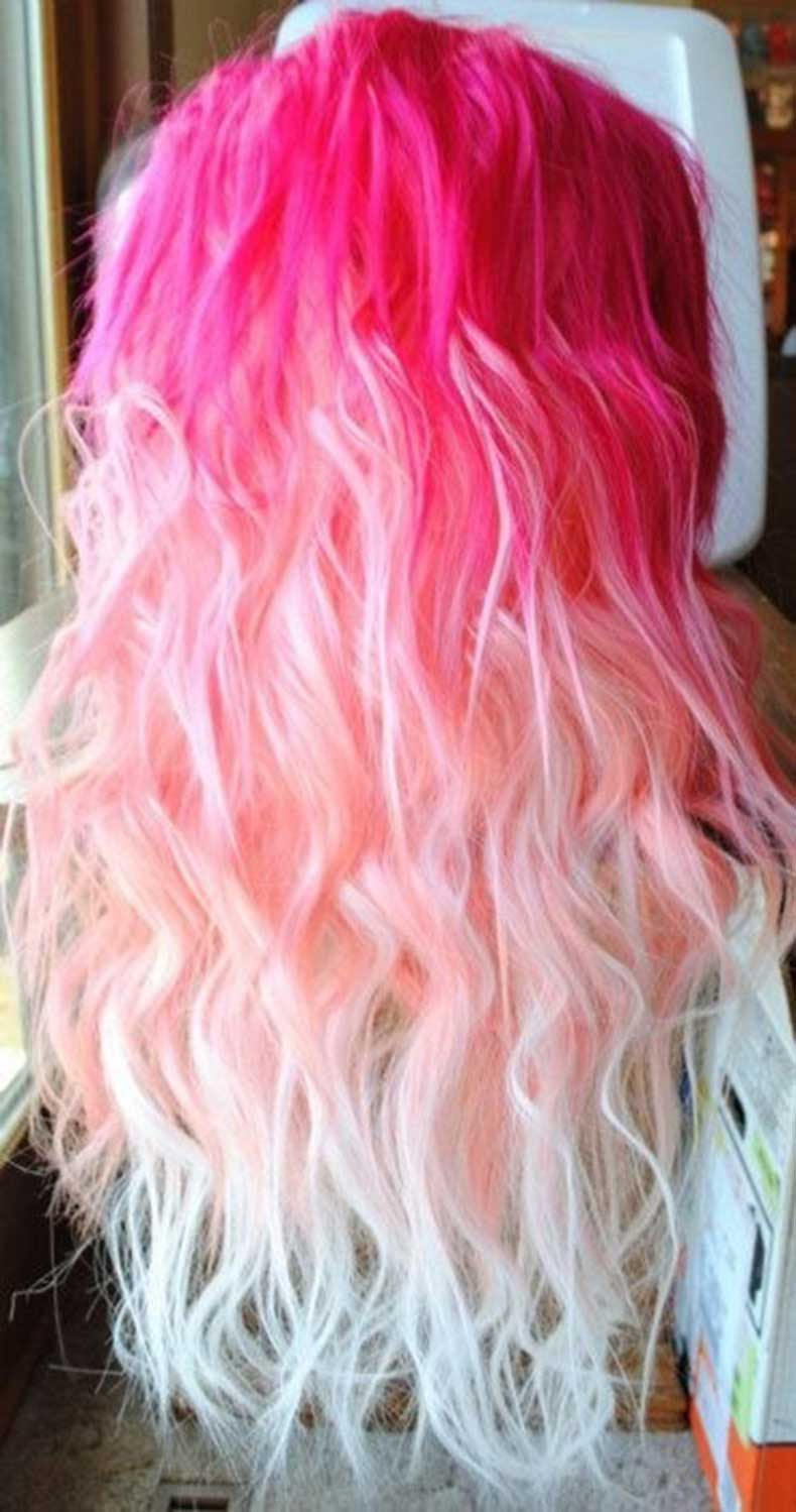 Pink-Ombre-Long-Hair-Colour-Ideas-for-2015