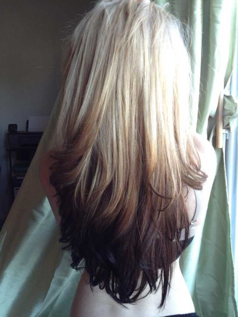 Reverse-Ombre-Straight-Long-Hairstyle-Color-Ideas-2015