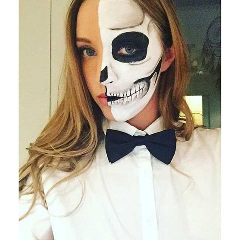 Skeleton-Makeup-(11)