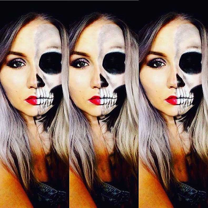 Skeleton-Makeup-(12)
